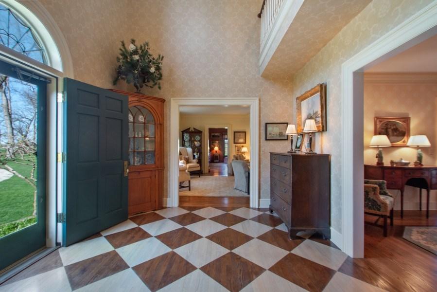 Real Estate Photography - 7208 White Oaks Road, Harvard, IL, 60033 - Foyer