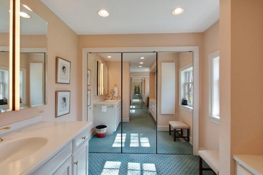 Real Estate Photography - 7208 White Oaks Road, Harvard, IL, 60033 - Master Bedroom Dressing Room