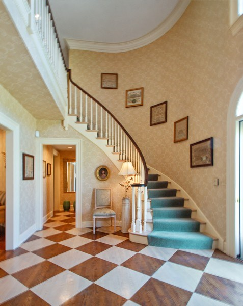 Real Estate Photography - 7208 White Oaks Road, Harvard, IL, 60033 - Entryway