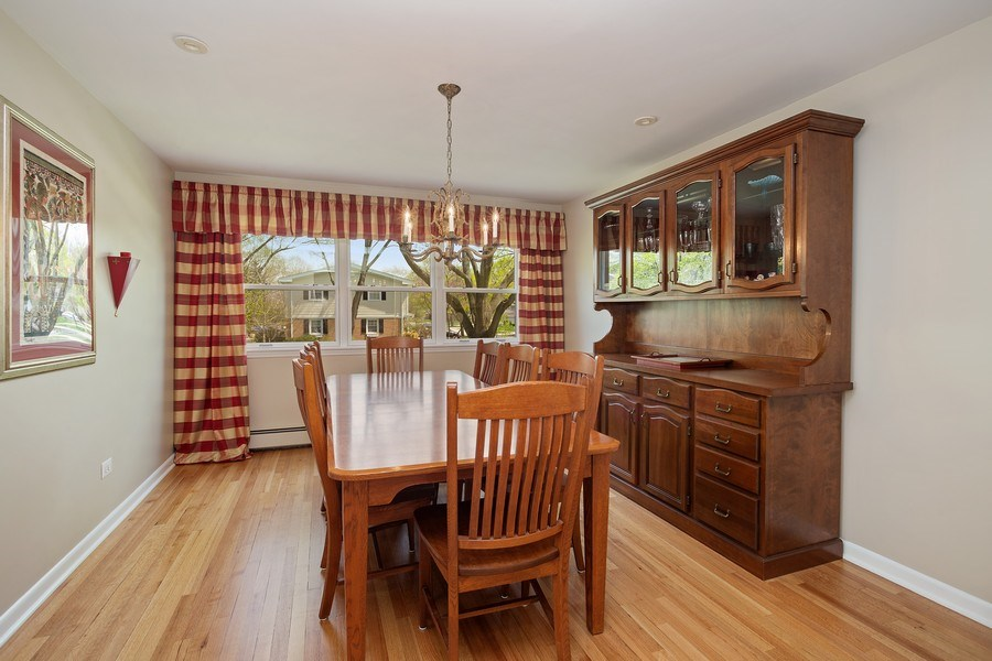 Real Estate Photography - 904 W George St, Arlington Heights, IL, 60005 - Dining Room