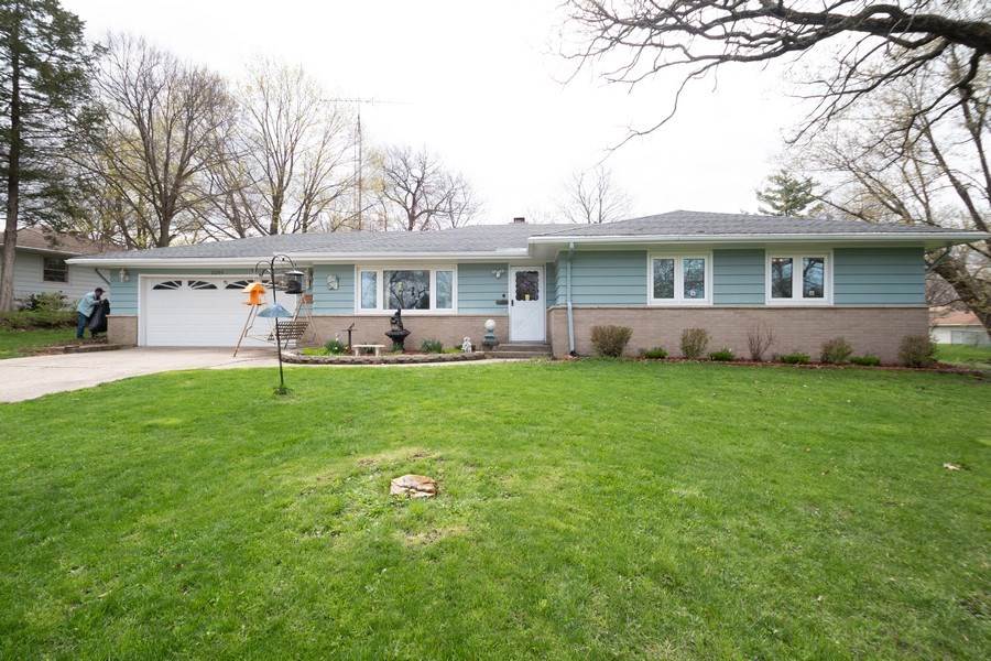Real Estate Photography - 21209 E US Highway 14, Harvard, IL, 60033 - Front View