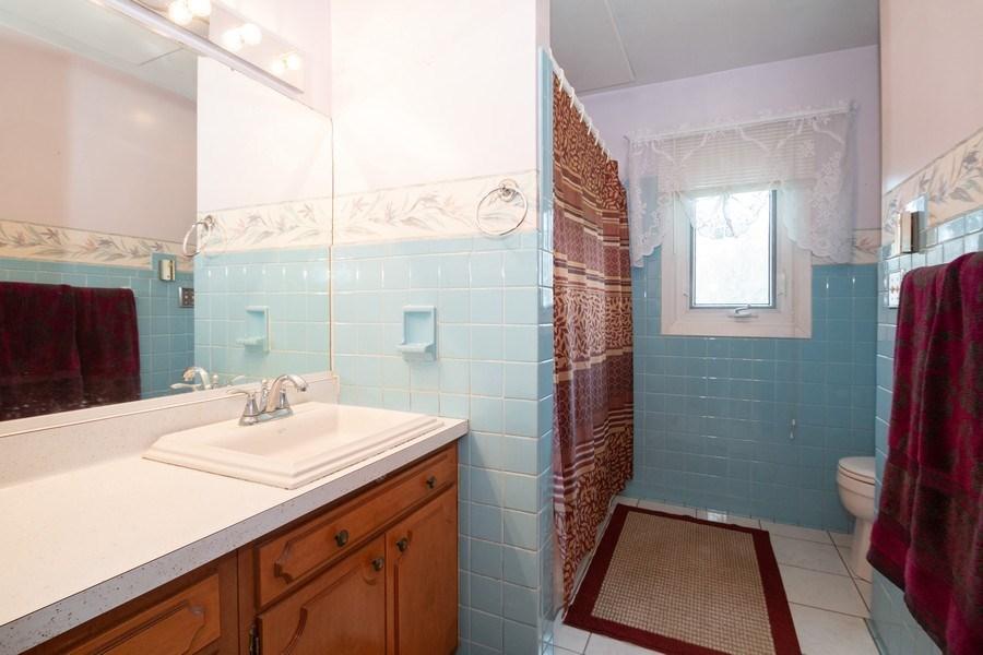 Real Estate Photography - 21209 E US Highway 14, Harvard, IL, 60033 - Bathroom
