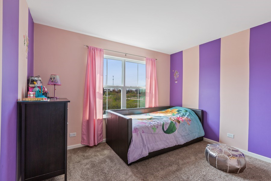 Real Estate Photography - 9405 Cummings St, Huntley, IL, 60142 - 3rd Bedroom