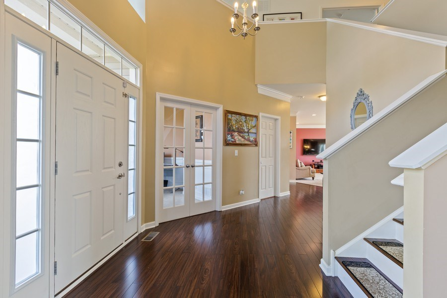 Real Estate Photography - 9405 Cummings St, Huntley, IL, 60142 - Foyer