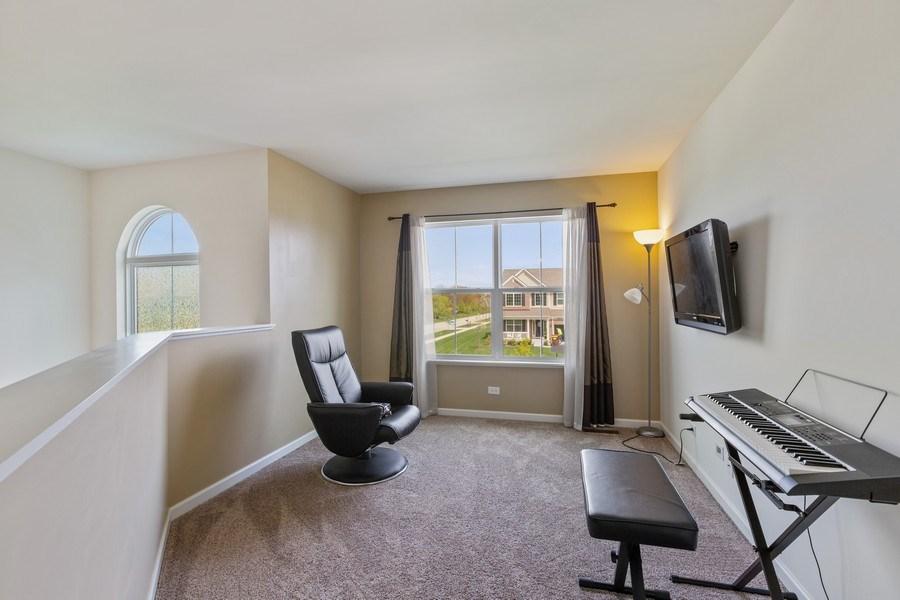 Real Estate Photography - 9405 Cummings St, Huntley, IL, 60142 - Loft