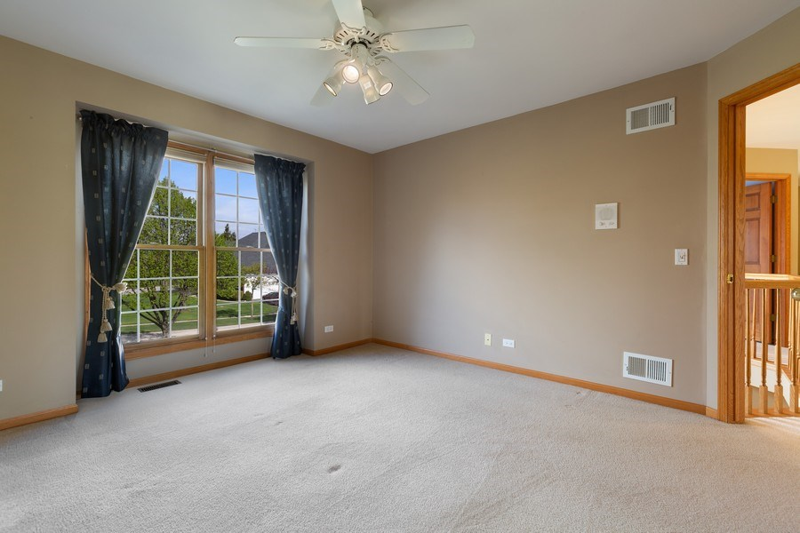Real Estate Photography - 3 Brindlewood Ct, Algonquin, IL, 60102 - 2nd Bedroom