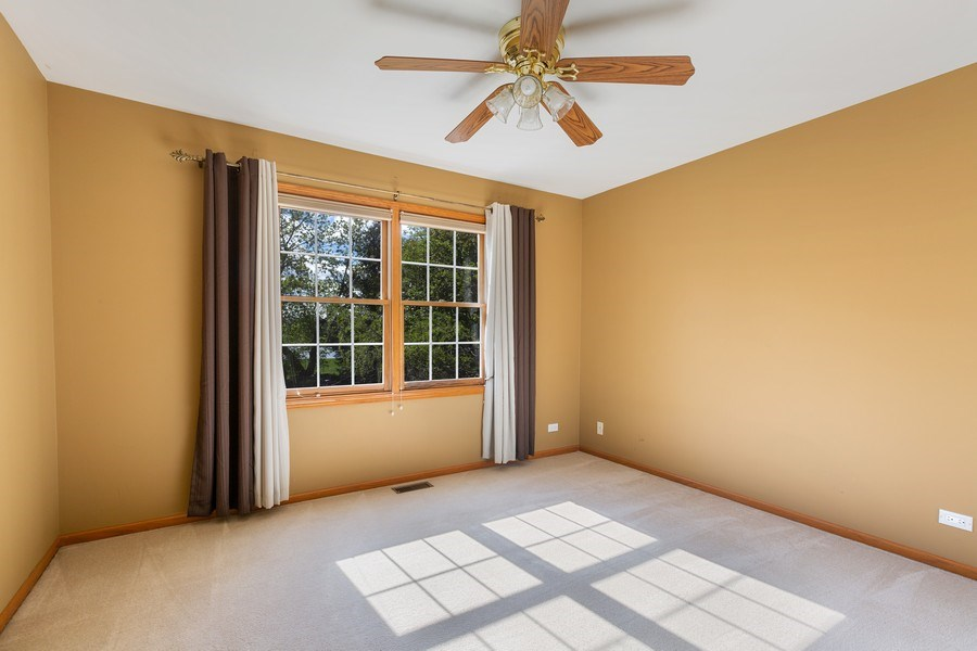 Real Estate Photography - 3 Brindlewood Ct, Algonquin, IL, 60102 - 3rd Bedroom