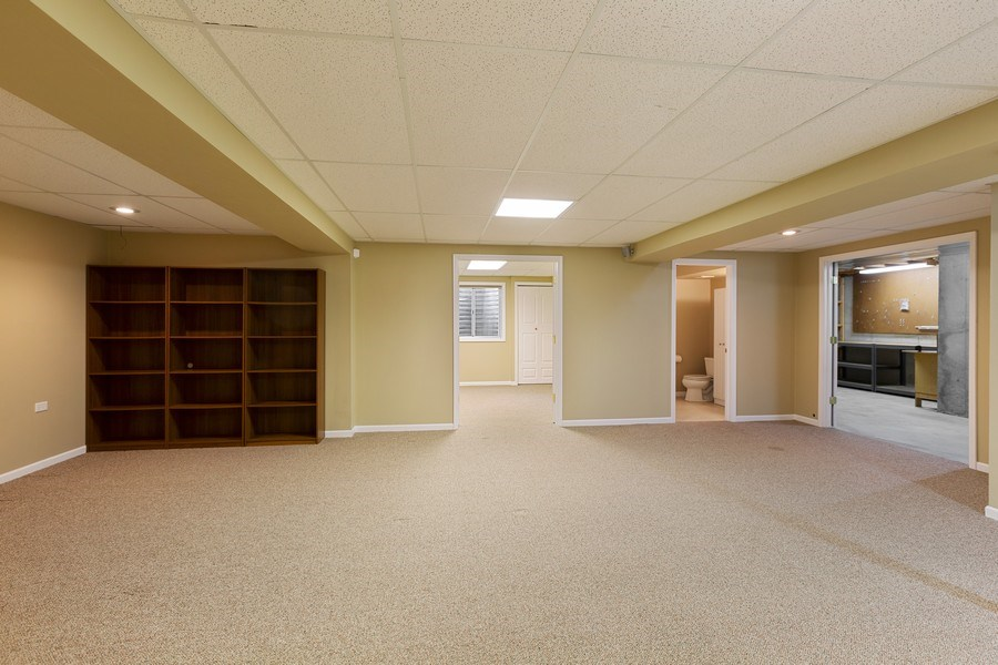 Real Estate Photography - 3 Brindlewood Ct, Algonquin, IL, 60102 - Basement