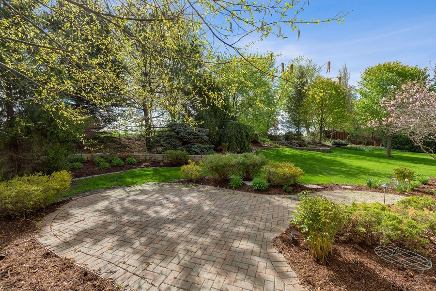 Real Estate Photography - 3 Brindlewood Ct, Algonquin, IL, 60102 - Patio