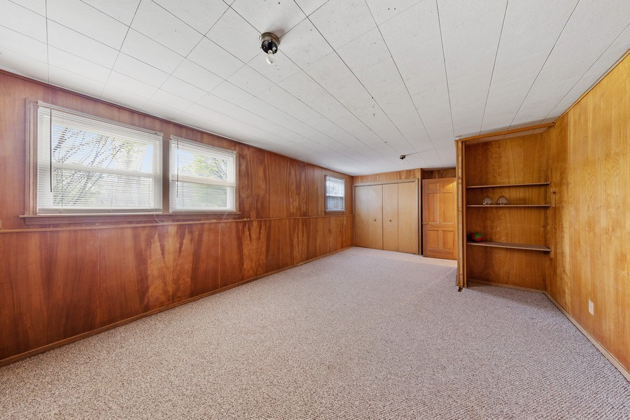 Real Estate Photography - 909 Dundee Avenue, Barrington, IL, 60010 - 4th Bedroom