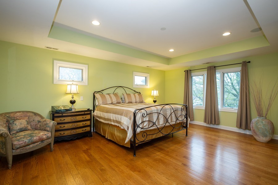 Real Estate Photography - 1514 W. Euclid Ave., Arlington Heights, IL, 60004 - Master Bedroom