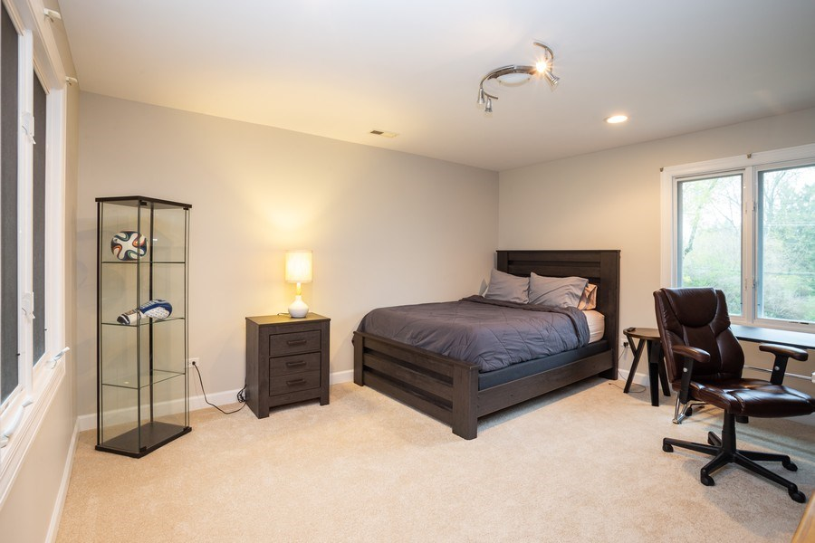 Real Estate Photography - 1514 W. Euclid Ave., Arlington Heights, IL, 60004 - 2nd Bedroom