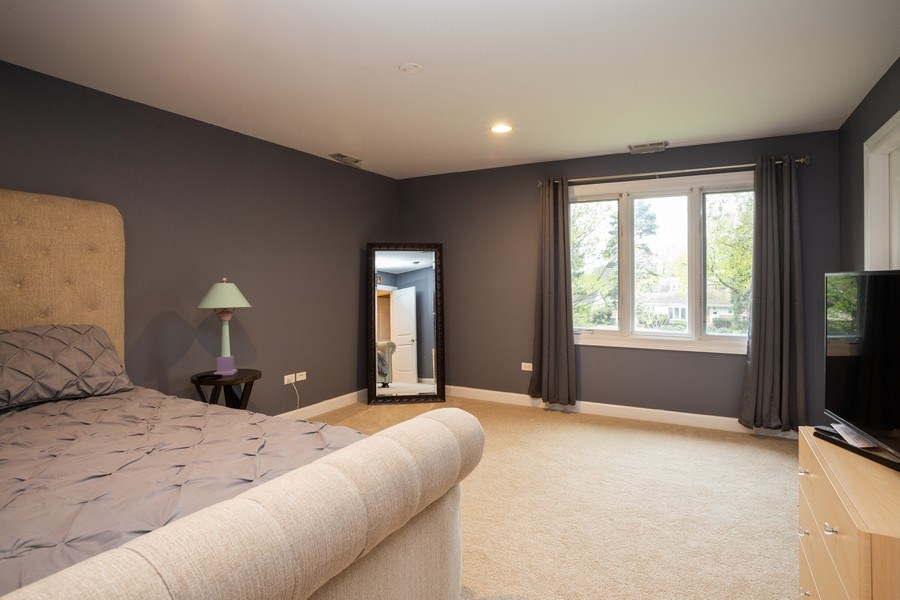 Real Estate Photography - 1514 W. Euclid Ave., Arlington Heights, IL, 60004 - 3rd Bedroom