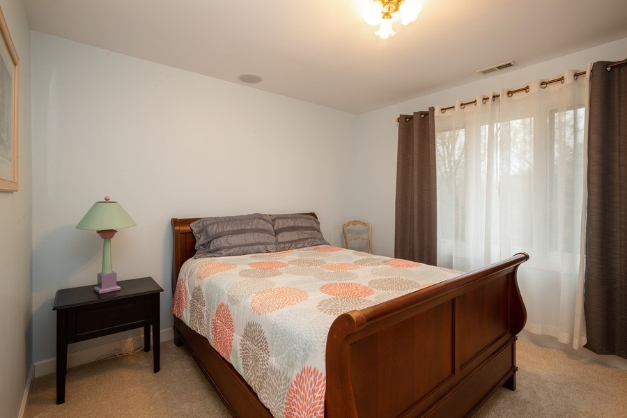 Real Estate Photography - 1514 W. Euclid Ave., Arlington Heights, IL, 60004 - Bedroom