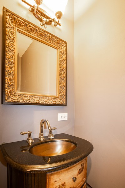 Real Estate Photography - 1514 W. Euclid Ave., Arlington Heights, IL, 60004 - Powder Room