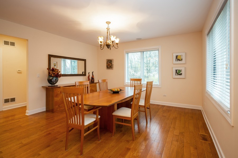 Real Estate Photography - 1514 W. Euclid Ave., Arlington Heights, IL, 60004 - Dining Room