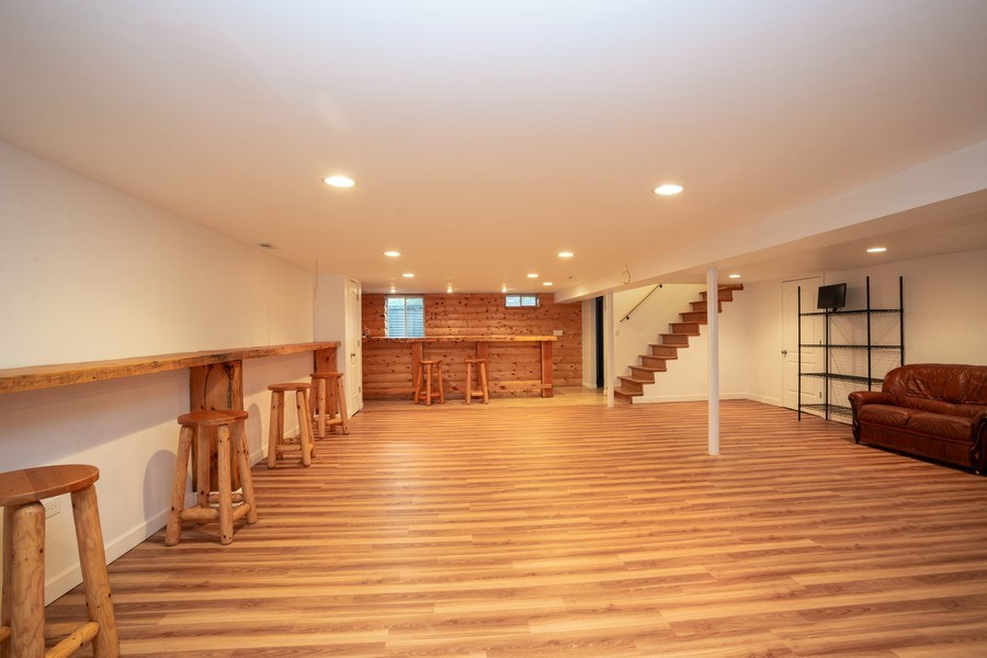 Real Estate Photography - 1514 W. Euclid Ave., Arlington Heights, IL, 60004 - Basement