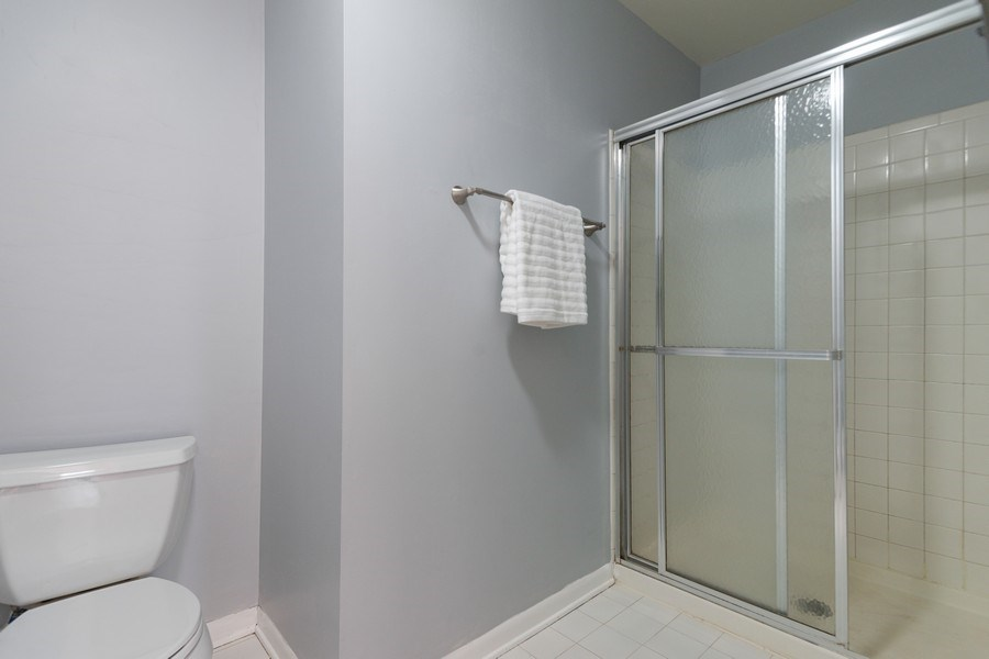 Real Estate Photography - 546 W Happfield, Arlington Heights, IL, 60004 - 3rd Bathroom