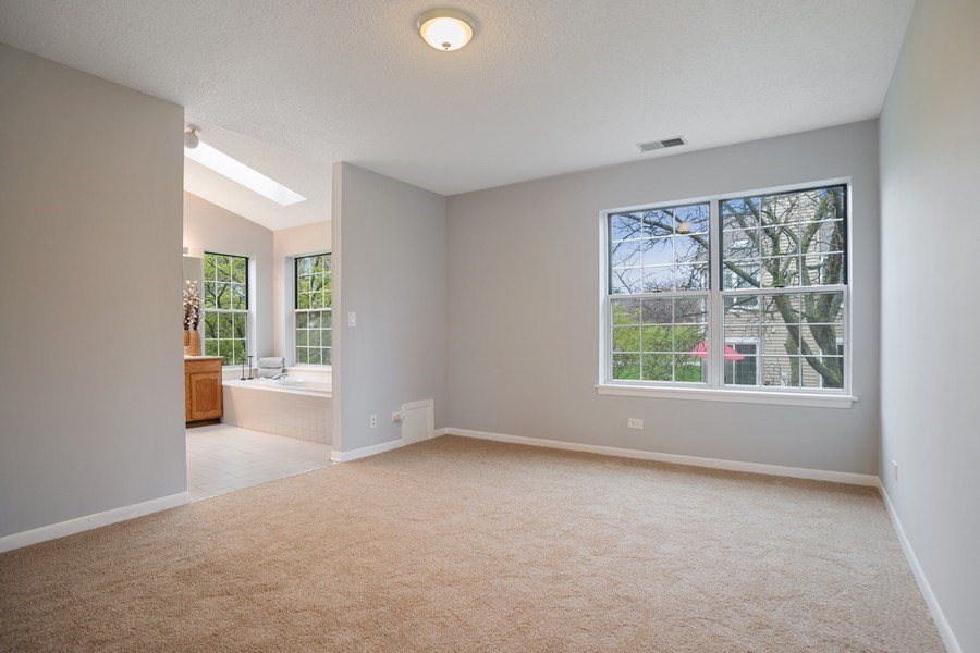 Real Estate Photography - 546 W Happfield, Arlington Heights, IL, 60004 - 4th Bedroom