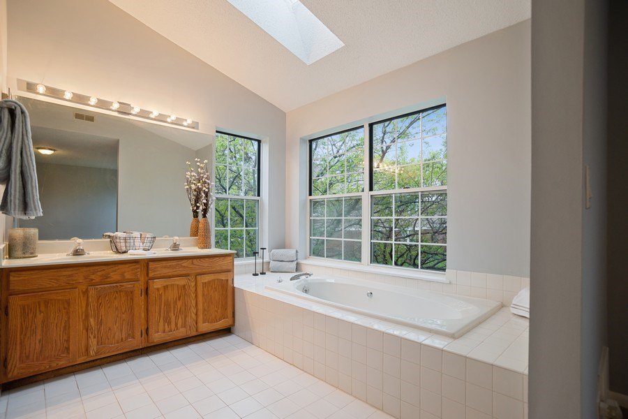 Real Estate Photography - 546 W Happfield, Arlington Heights, IL, 60004 - 5th Bedroom
