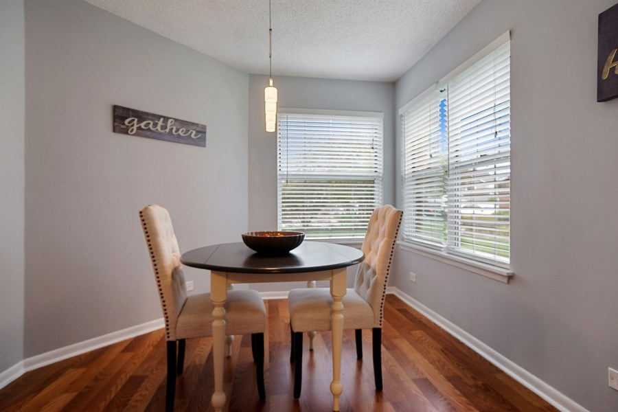 Real Estate Photography - 546 W Happfield, Arlington Heights, IL, 60004 - Dining Room
