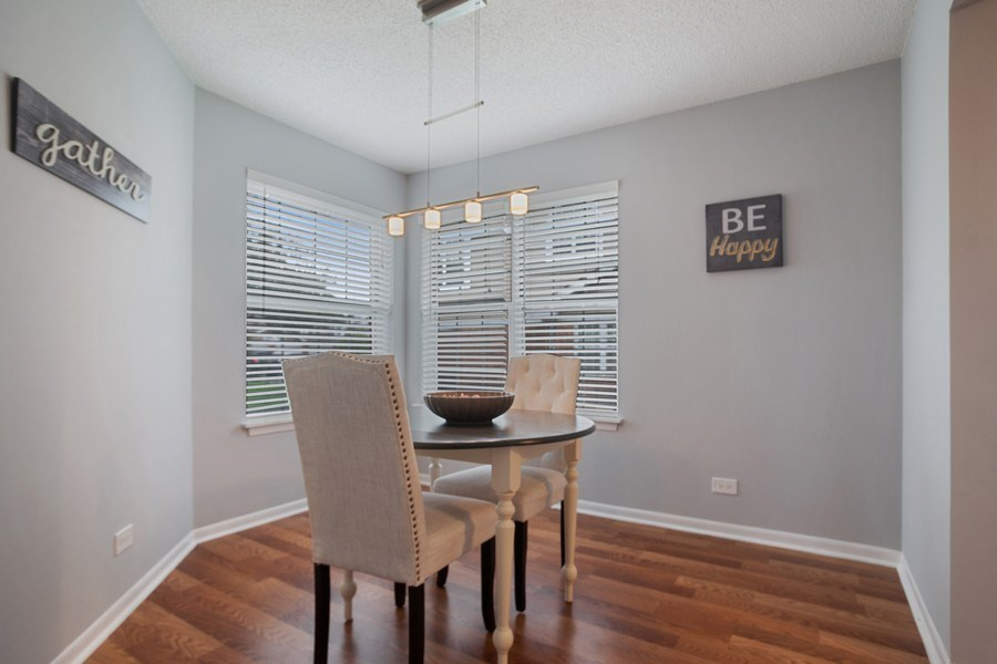 Real Estate Photography - 546 W Happfield, Arlington Heights, IL, 60004 - Dining Area