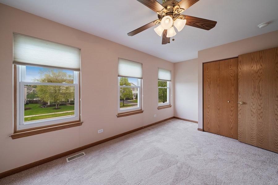 Real Estate Photography - 1951 Fescue, Aurora, IL, 60504 - 3rd Bedroom