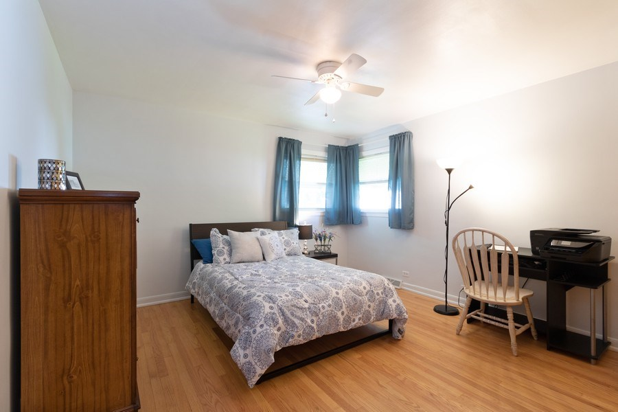 Real Estate Photography - 206 S. Forrest, Arlington Heights, IL, 60004 - 2nd Bedroom