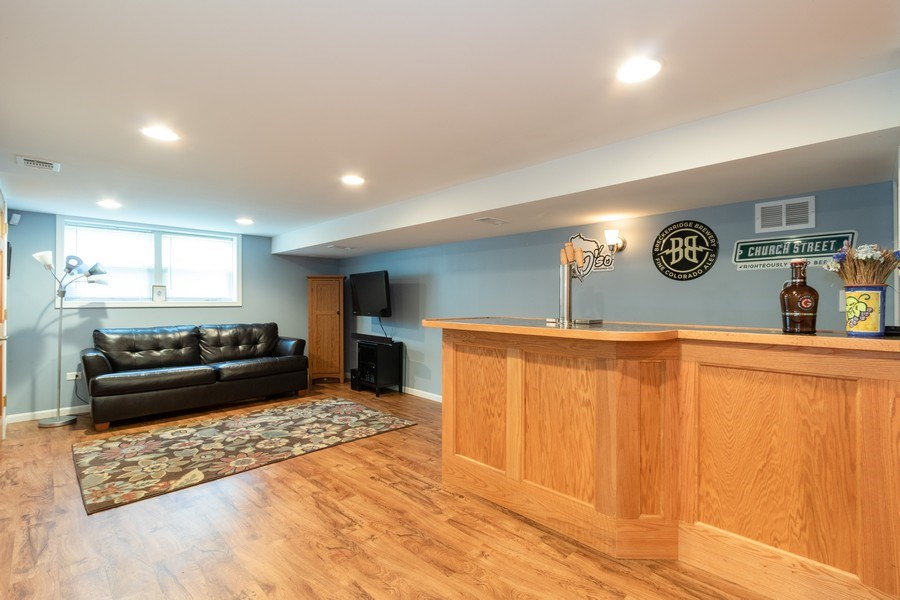 Real Estate Photography - 206 S. Forrest, Arlington Heights, IL, 60004 - Basement