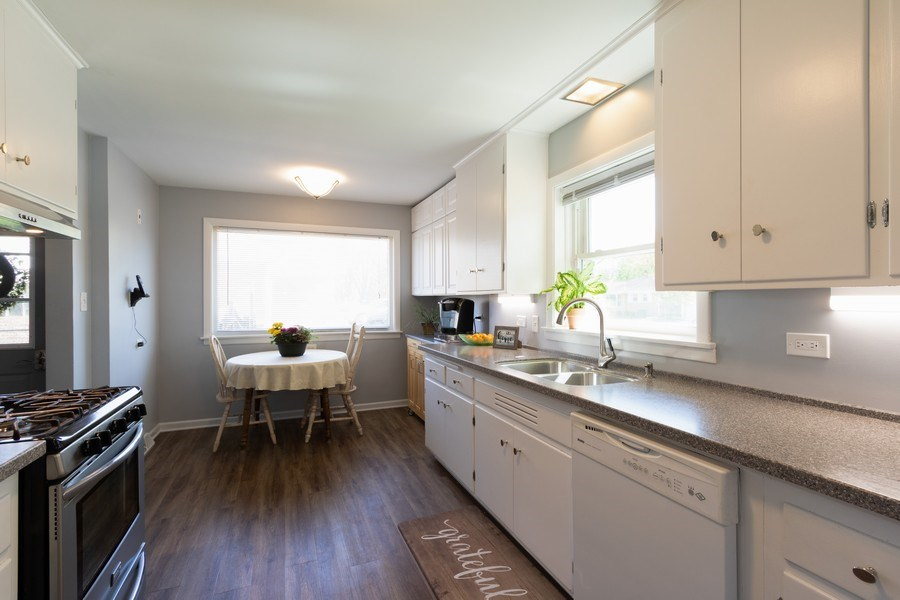 Real Estate Photography - 206 S. Forrest, Arlington Heights, IL, 60004 - Kitchen
