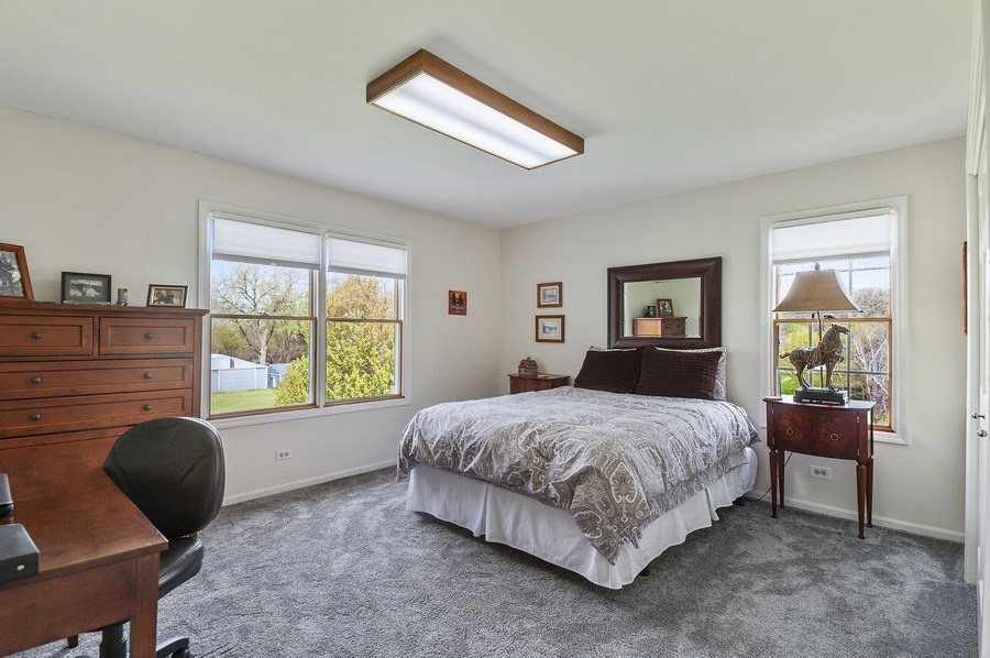 Real Estate Photography - 913 Silver Glen Rd, McHenry, IL, 60050 - Bedroom