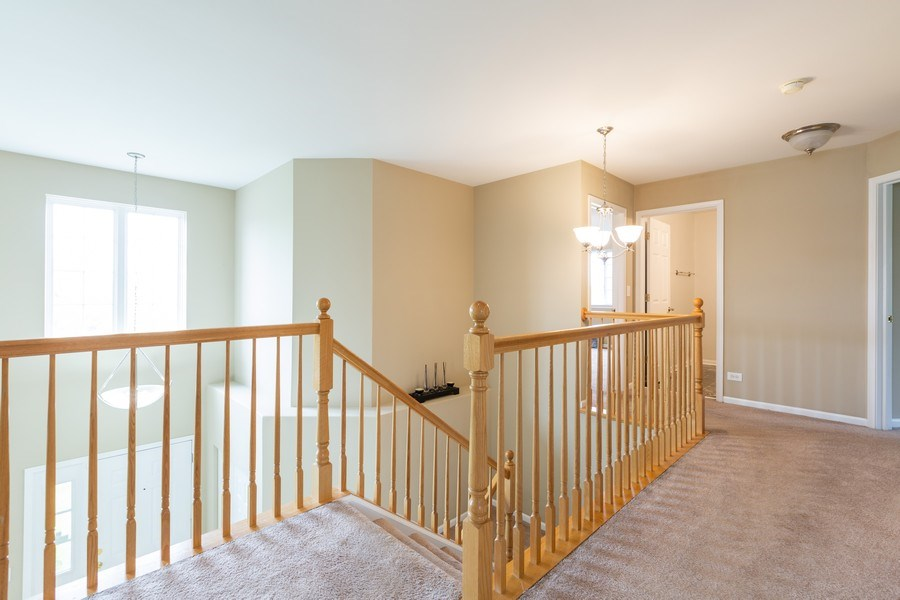 Real Estate Photography - 2610 Spinnaker Dr, Aurora, IL, 60503 - 2nd Floor