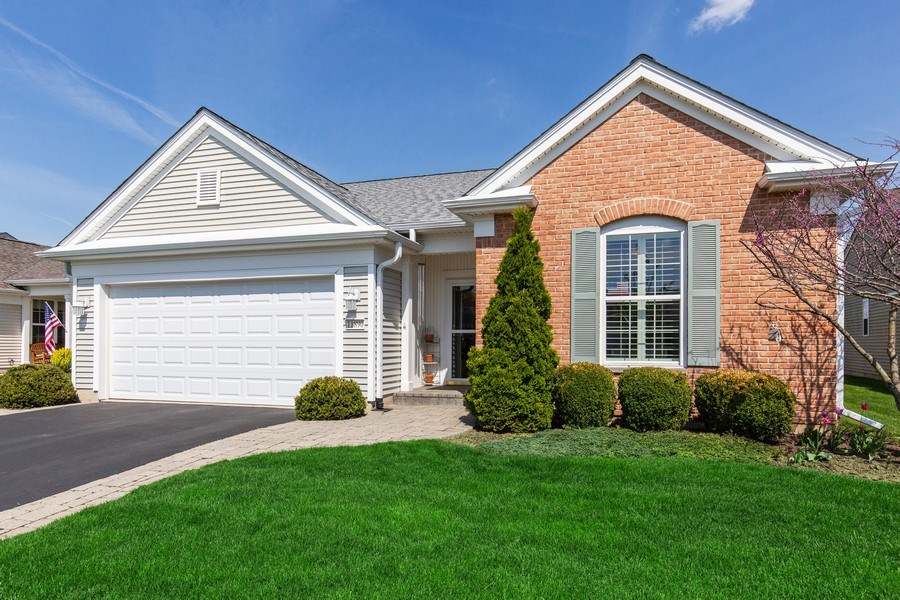 Real Estate Photography - 11890 Covey Lane, Huntley, IL, 60142 - Front View
