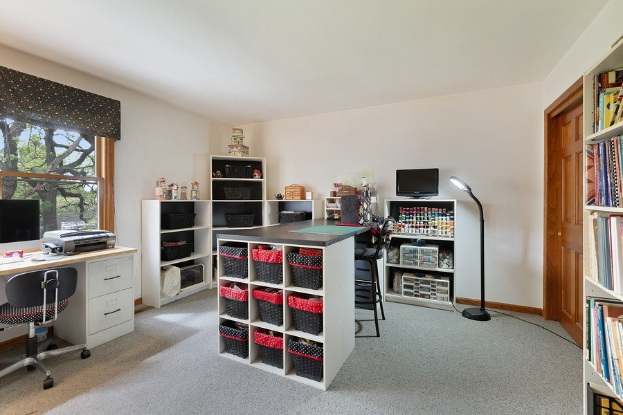 Real Estate Photography - 5 Liberty Court, Cary, IL, 60013 - 3rd Bedroom