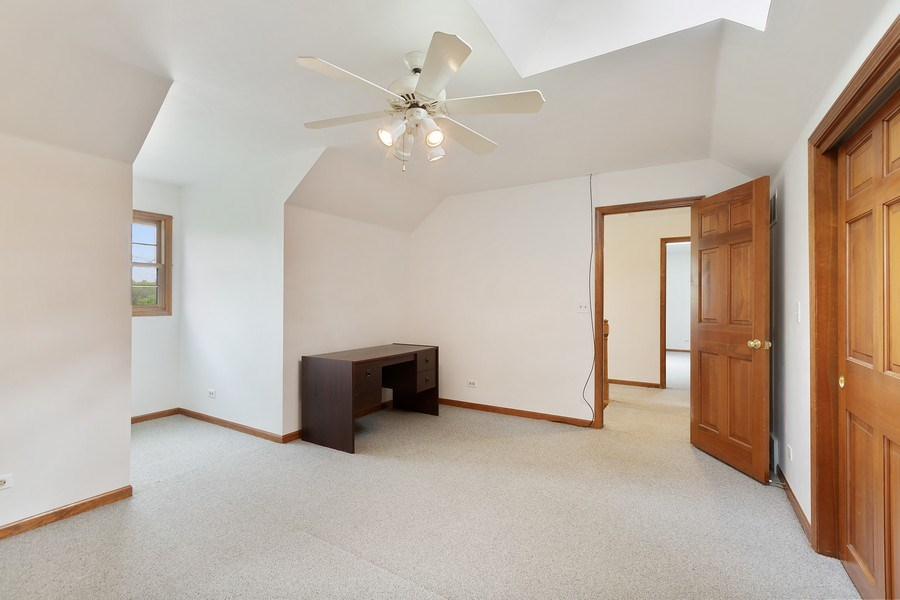 Real Estate Photography - 5 Liberty Court, Cary, IL, 60013 - 4th Bedroom