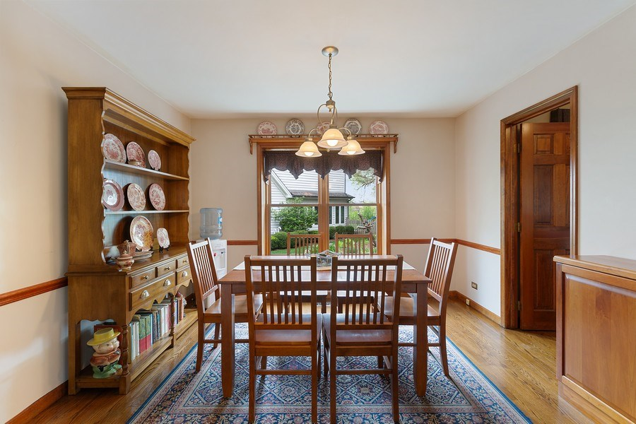 Real Estate Photography - 5 Liberty Court, Cary, IL, 60013 - Breakfast Area