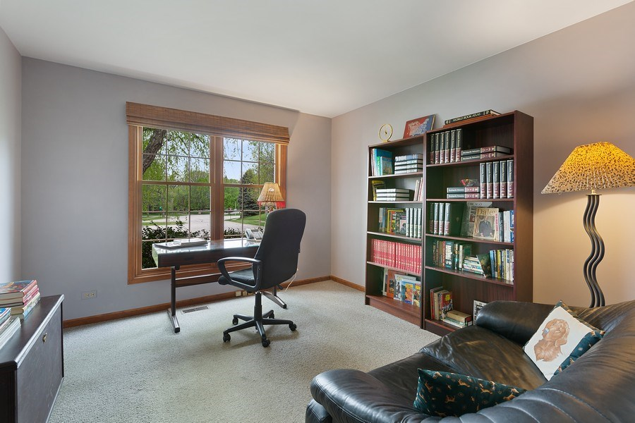 Real Estate Photography - 5 Liberty Court, Cary, IL, 60013 - Den