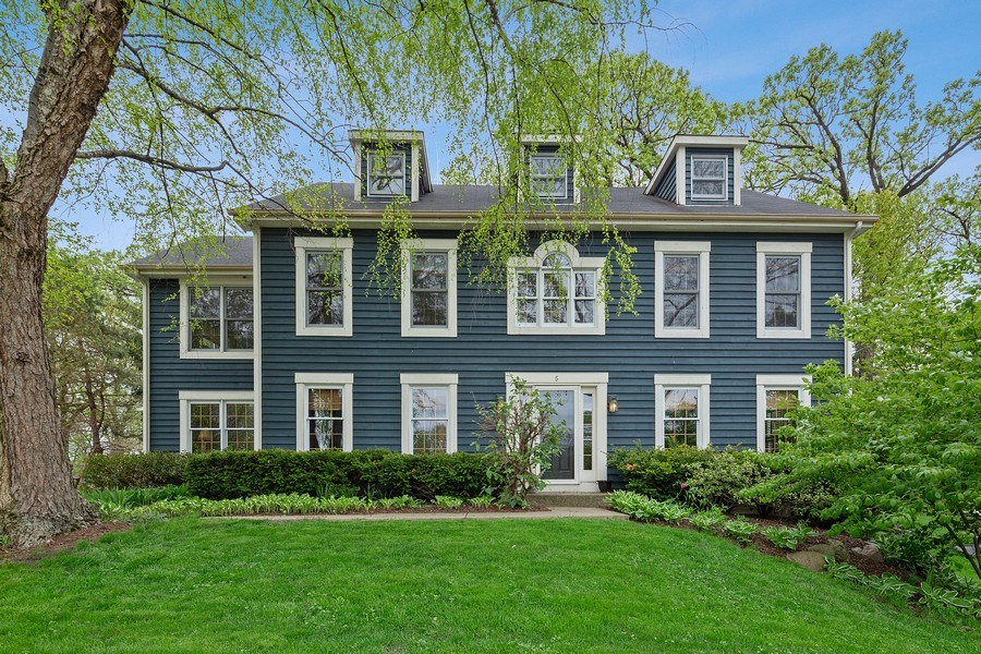 Real Estate Photography - 5 Liberty Court, Cary, IL, 60013 - Front View