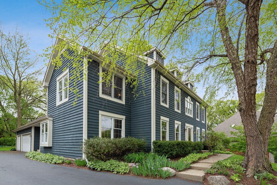 Real Estate Photography - 5 Liberty Court, Cary, IL, 60013 - Side View
