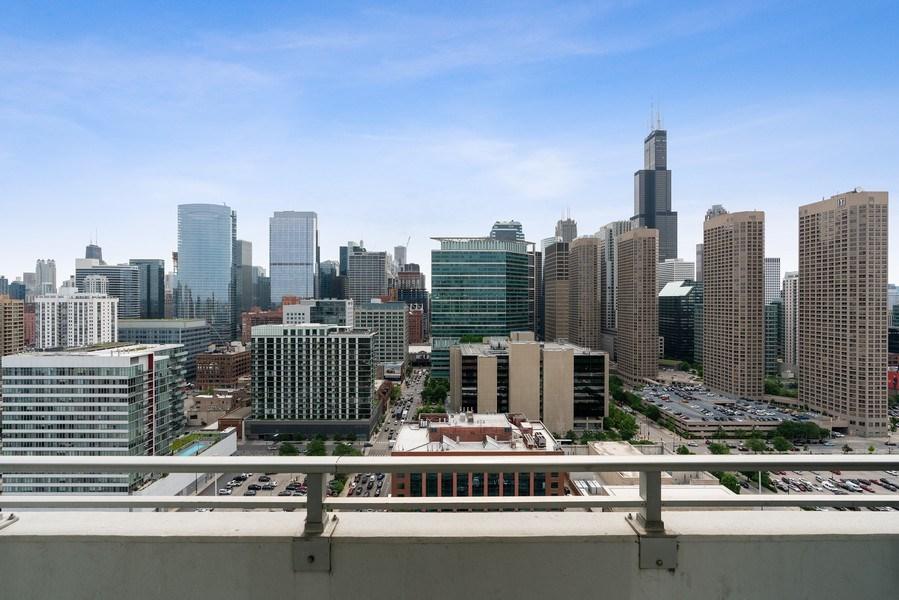 Real Estate Photography - 737 W Washington Blvd, Unit 2403, Chicago, IL, 60661 - View
