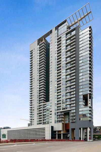 Real Estate Photography - 737 W Washington Blvd, Unit 2403, Chicago, IL, 60661 - Front View