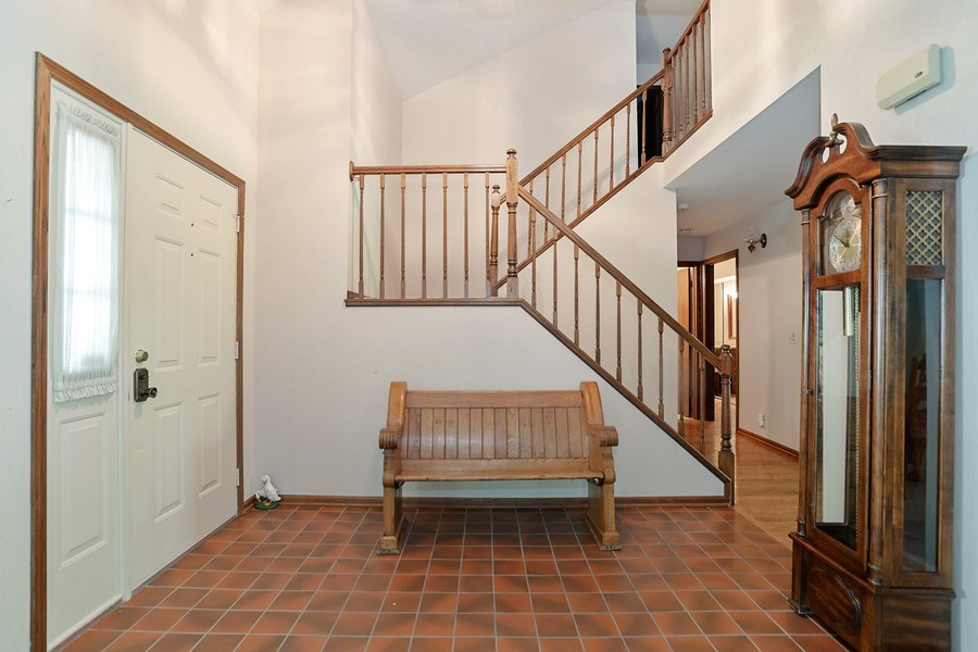 Real Estate Photography - 221 Country Club Drive, Prospect Heights, IL, 60070 - Foyer