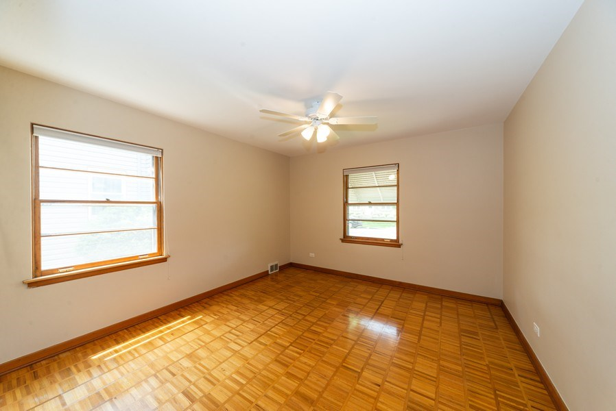 Real Estate Photography - 1333 White St, Des Plaines, IL, 60018 - 2nd Bedroom