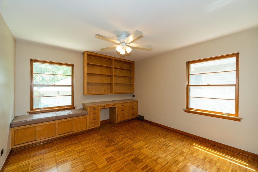 Real Estate Photography - 1333 White St, Des Plaines, IL, 60018 - Bedroom