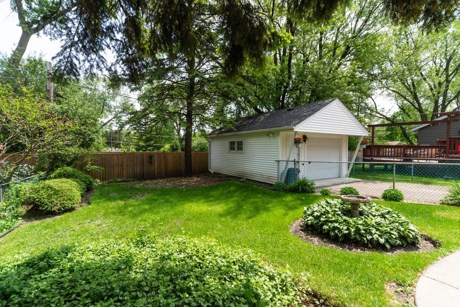 Real Estate Photography - 1333 White St, Des Plaines, IL, 60018 - Back Yard
