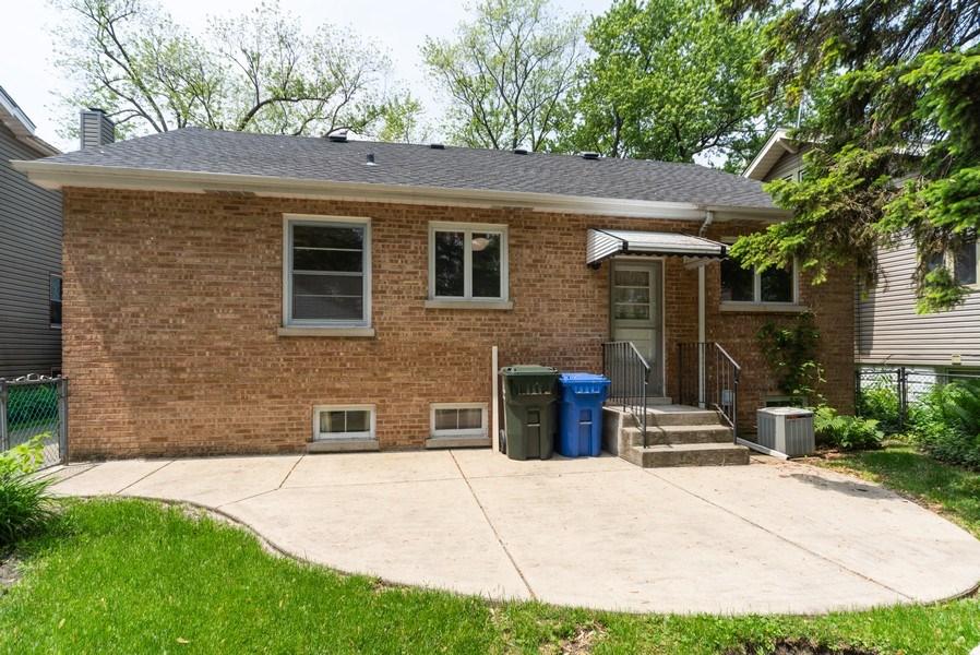 Real Estate Photography - 1333 White St, Des Plaines, IL, 60018 - Rear View