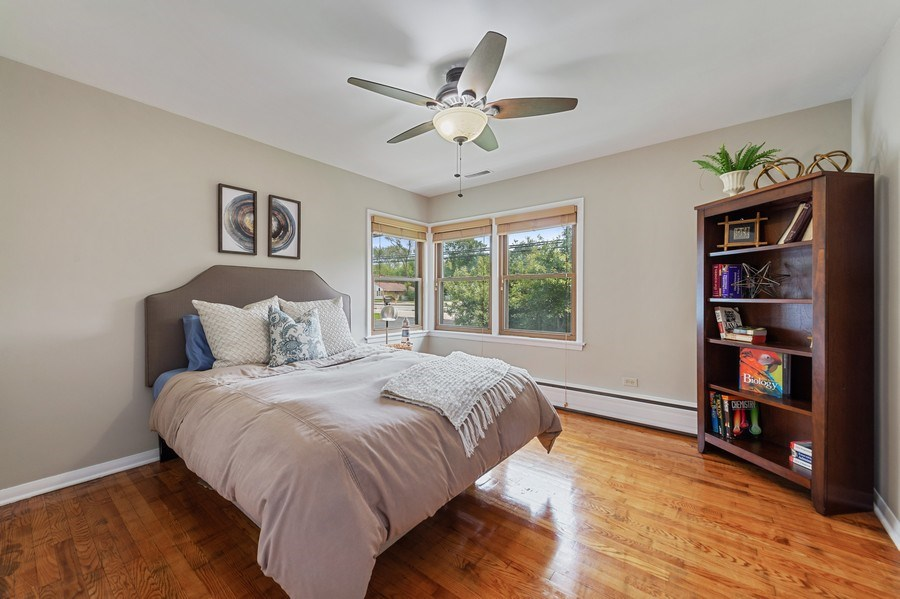 Real Estate Photography - 704 W Palatine Rd, Arlington Heights, IL, 60004 - Bedroom #2