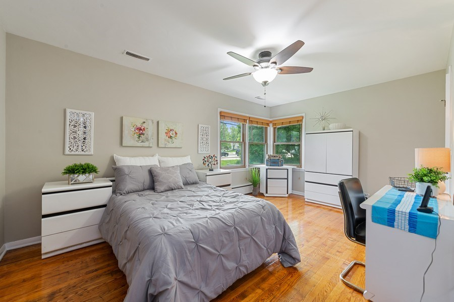 Real Estate Photography - 704 W Palatine Rd, Arlington Heights, IL, 60004 - Bedroom #3