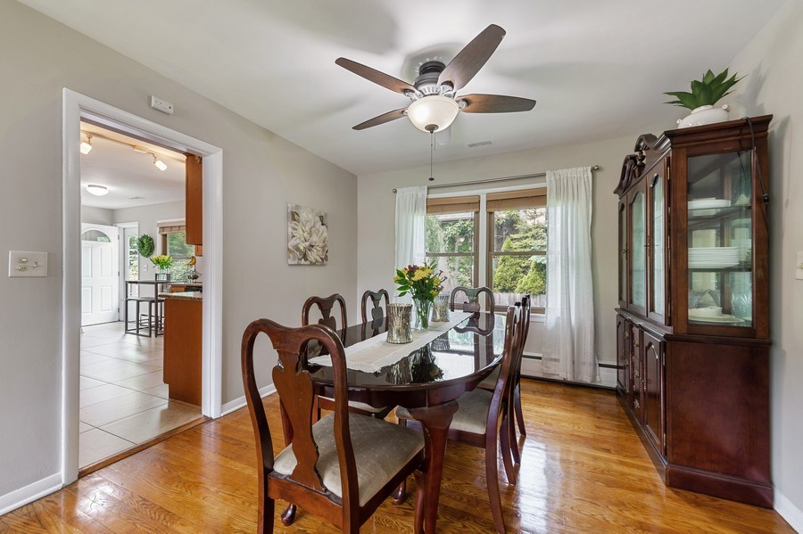 Real Estate Photography - 704 W Palatine Rd, Arlington Heights, IL, 60004 - Dining Room
