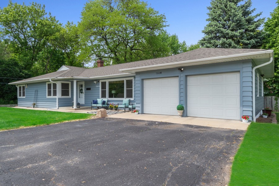 Real Estate Photography - 704 W Palatine Rd, Arlington Heights, IL, 60004 - Front View